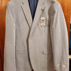 Jo's. A Bank suit jacket 44R
